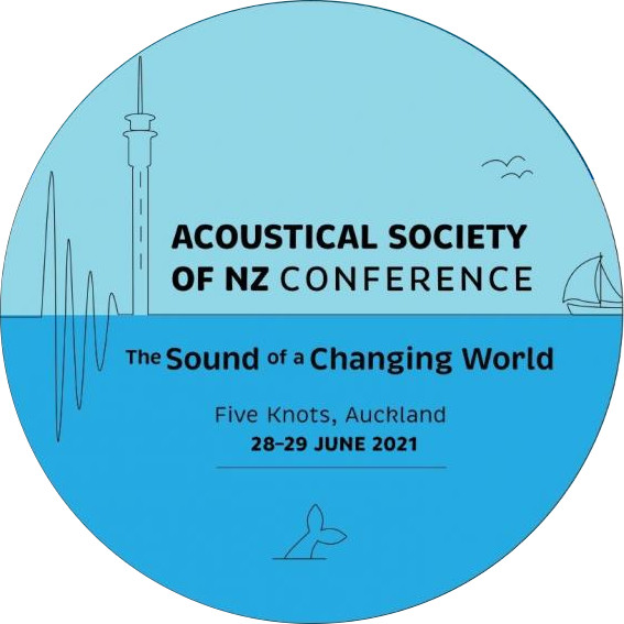 Acoustical Society of New Zealand 2021 Conference